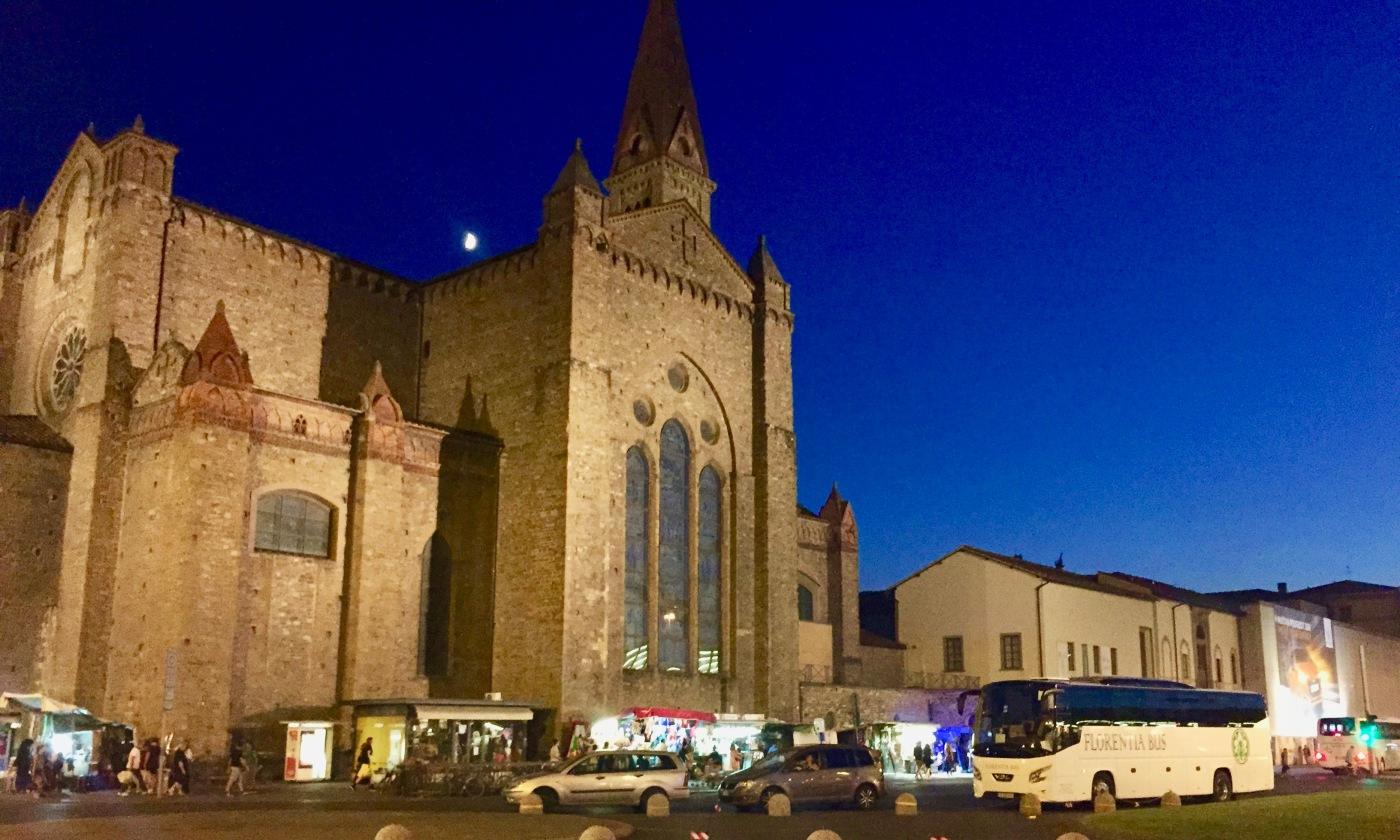 Florence, a homey & overwhelming happiness city! – Seashell